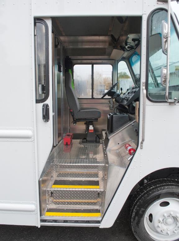 Ford F59 Gas Stepvan Fedex Trucks For Sale
