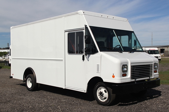 fedex ford p700 stepvan